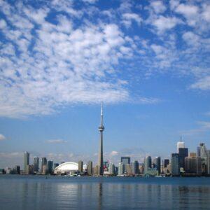 Toronto Skyline from Olympic